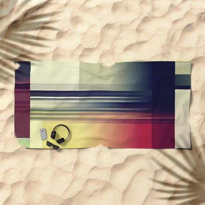 SRP/91 Beach Towel