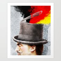 german Art Prints featuring German by Francesca Cosanti