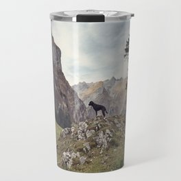 Swiss Mountains Travel Mug