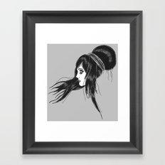Only In Dreams Framed Art Print