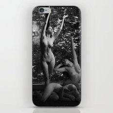 Pleasures iPhone & iPod Skin