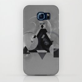 Abstract Triangle iPhone Case