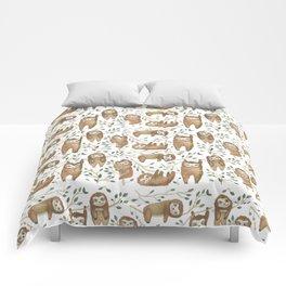 Sloth Buds Comforters