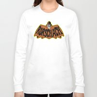 rorschach Long Sleeve T-shirts featuring Rorschach by Buby87