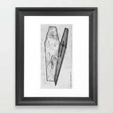 Vampyr Framed Art Print