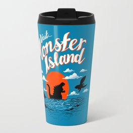 Monster Island Travel Mug
