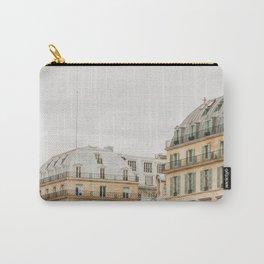 Pretty Paris Buildings - Paris Photography Carry-All Pouch