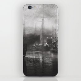 Old Ships iPhone Skin
