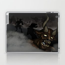 Minotaur Laptop & iPad Skin