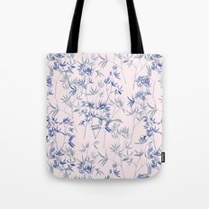 exotic blue Tote Bag