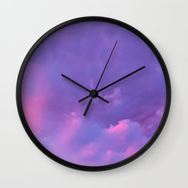 ANIME SKY Wall Clock