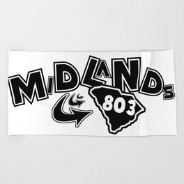 Midlands 803 Beach Towel
