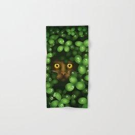 Lucky cat Hand & Bath Towel