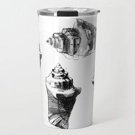 Conch Shell Travel Mug