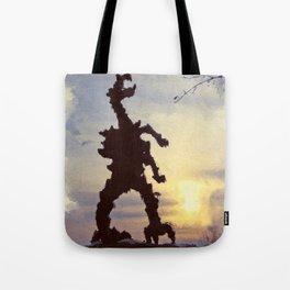 Cracow - wawel dragon Tote Bag