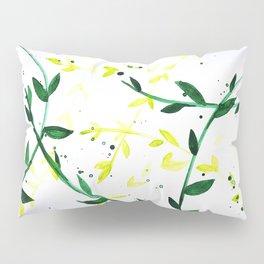 Leaf Lines Pillow Sham
