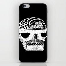 Italian Skull  iPhone & iPod Skin