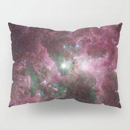 The Tortured Clouds of Eta Carinae Pillow Sham