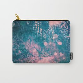 Pink Magical Path Carry-All Pouch