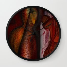 mesquite Wall Clock