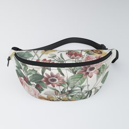 Romantic Garden Fanny Pack
