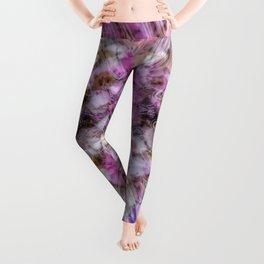 Floral fusion mandala Leggings