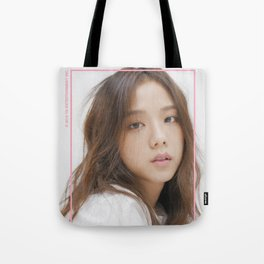jisoo blackpink Tote Bag
