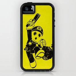 Mushroom Thief iPhone Case