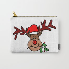 Rudolph the Rednose Reindee Carry-All Pouch