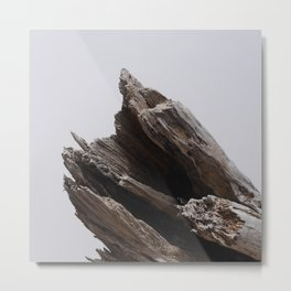 Drift Mountain Metal Print