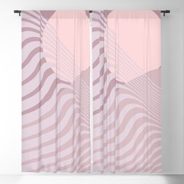 Beyond The Fog - Misty Taupe Blackout Curtain