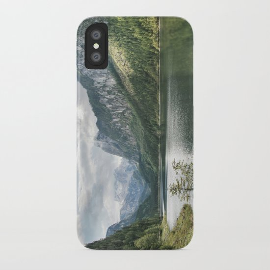 Gosausee iPhone Case
