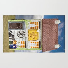 Barley Mow House Rug