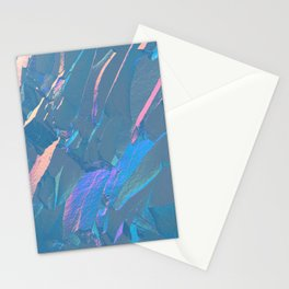 Holographic Artwork No 6 (Crystal) Stationery Cards