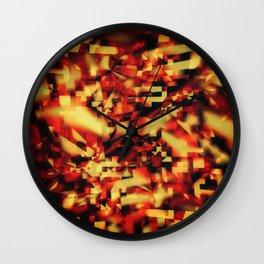 Intangible Wall Clock