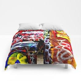 Grafitti Comforters