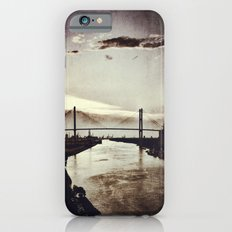 Moon River and Me iPhone 6 Slim Case