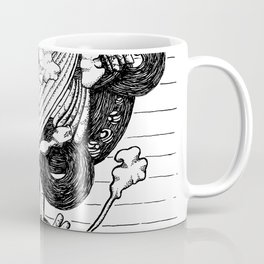 Snot Coffee Mug