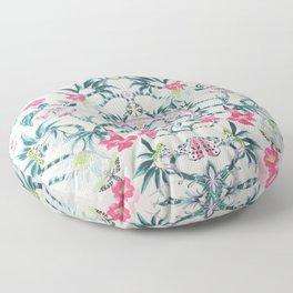 matthew williamson menagerie fabric Floor Pillow
