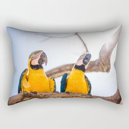 Love Is In the Air Rectangular Pillow