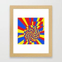 just upload Framed Art Print