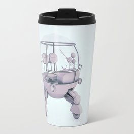 Hip to be square Travel Mug
