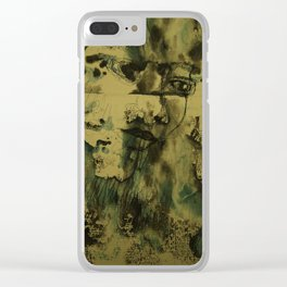 Tu mirada Clear iPhone Case
