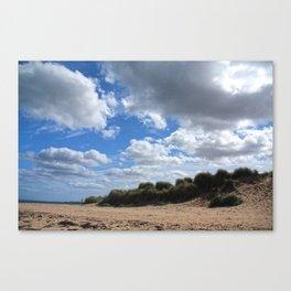 The Scottish Skies Canvas Print