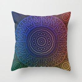 Mandala 43 Throw Pillow