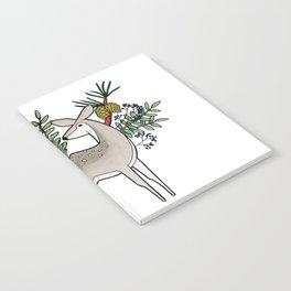 Deer with Pine Notebook