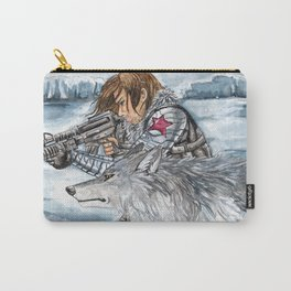 Soldier of Winter Carry-All Pouch