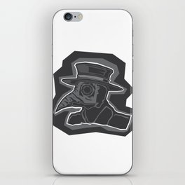 Plagued iPhone Skin