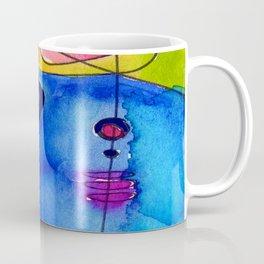 Magical Thinking No. 2C by Kathy Morton Stanion Coffee Mug