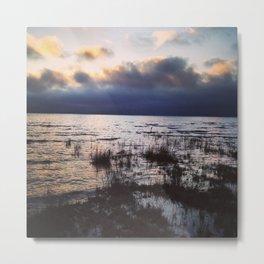 Sunsets & Daydreams Metal Print